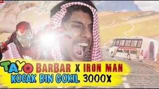 Hey Tayo Arab Kocak bin Gokil | 3way Asiska Cover