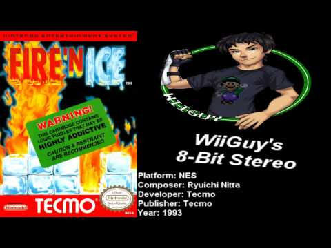 Fire 'n Ice (NES) Soundtrack - 8BitStereo