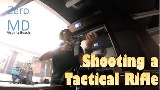 Shooting a Tactical Rifle | UNCUT