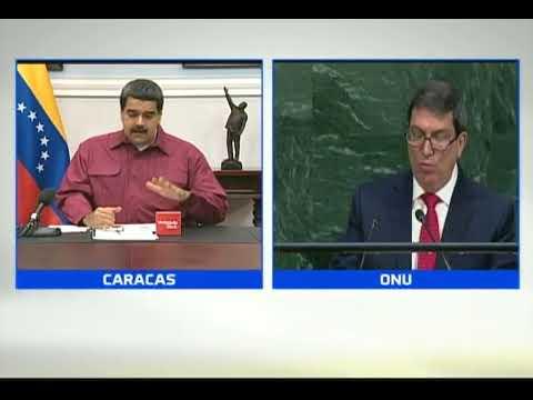 Presidente Maduro, cadena el 1 noviembre 2017 con anuncios salariales y navideños