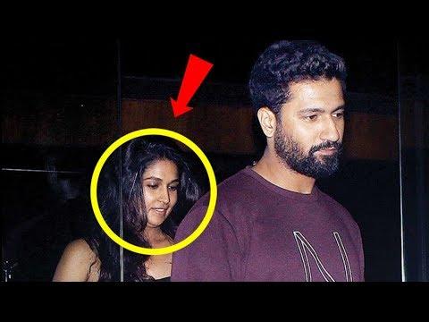 Vicky Kaushal Confirms Relationship With Harleen Sethi Mp3