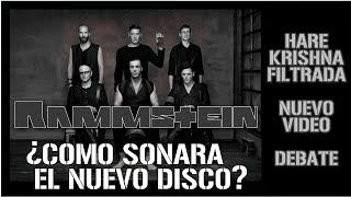 Rammstein: ¿Se lanzará pronto Hare Krishna?, Asi debe sonar Rammstein | Noticia / Opinión
