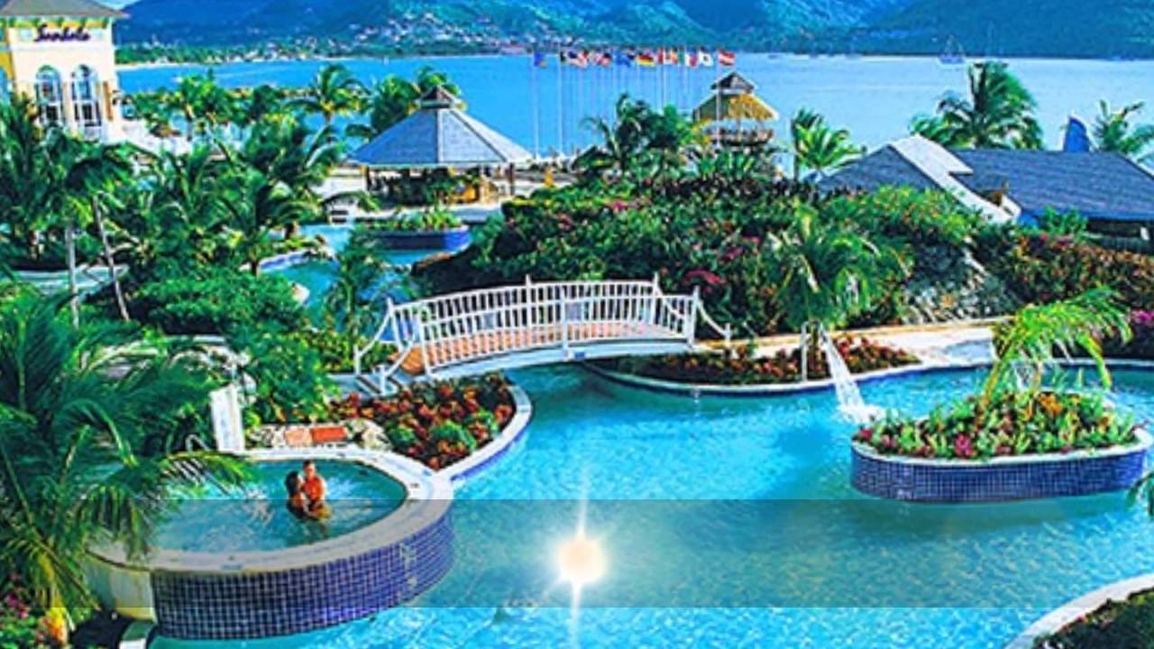 10 best honeymoon locations around the world youtube for Best caribbean honeymoon locations