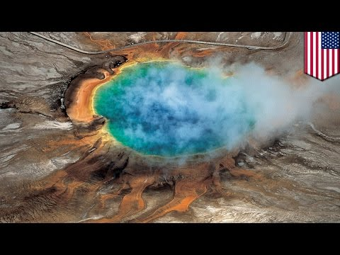 Yellowstone supervolcano: giant magma reservoir found beneath national park