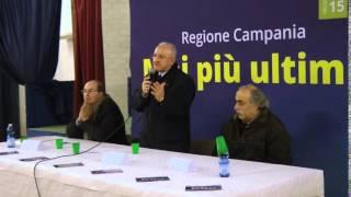 Vincenzo De Luca a Ospedaletto d'Alpinolo