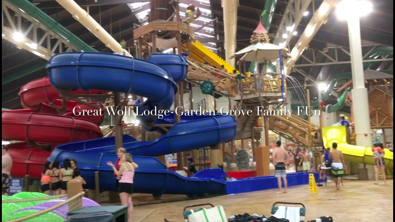 great wolf lodge at california garden grove family fun water park - Water Parks In Garden Grove