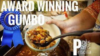 Award Winning Chicken and Sausage Gumbo Recipe