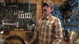 When Richard May started building bicycles under the name Moustache Cycles they quickly, but informally, became known as Moustache Rides. Ever the trendsetter in Flagstaff, it only made sense for our very own Dapper Dre to procure one for himself.