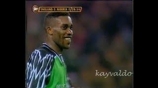 Jay Jay Okocha vs England (1994)