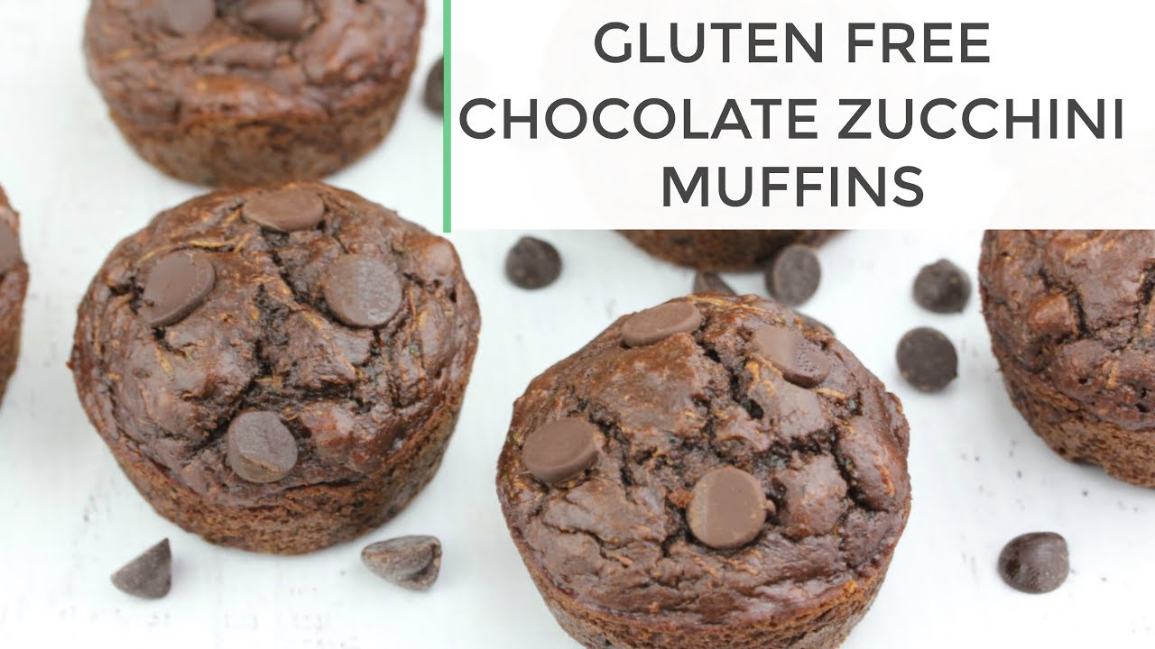 maxresdefault - Chocolate Zucchini Muffins | Gluten Free Muffin Recipe