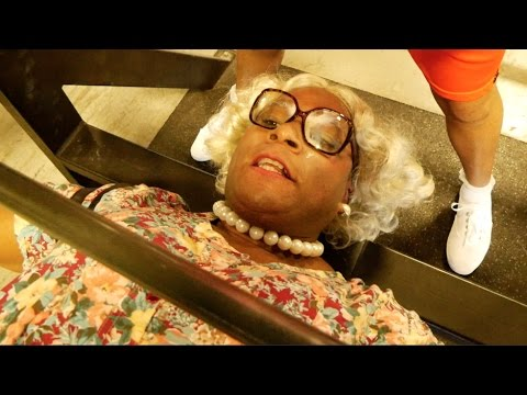 Download Youtube: Madea Goes to the Gym