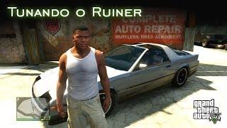Tunando o Ruiner | GTA V [PT-BR]