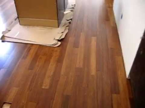 Morning Star Bamboo Flooring Installation Instructions