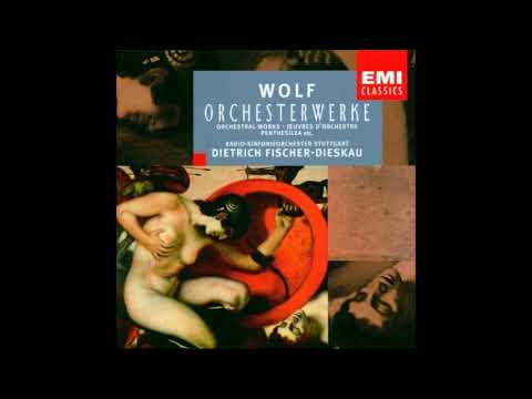 Hugo Wolf : Der Corregidor, two orchestral pieces from the opera in four acts (1895)