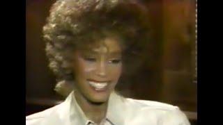 Dionne Warwick On Whitney Houston GMA Circa 1987