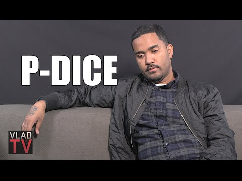 P-Dice Says He Was Pistol-Whipped for...