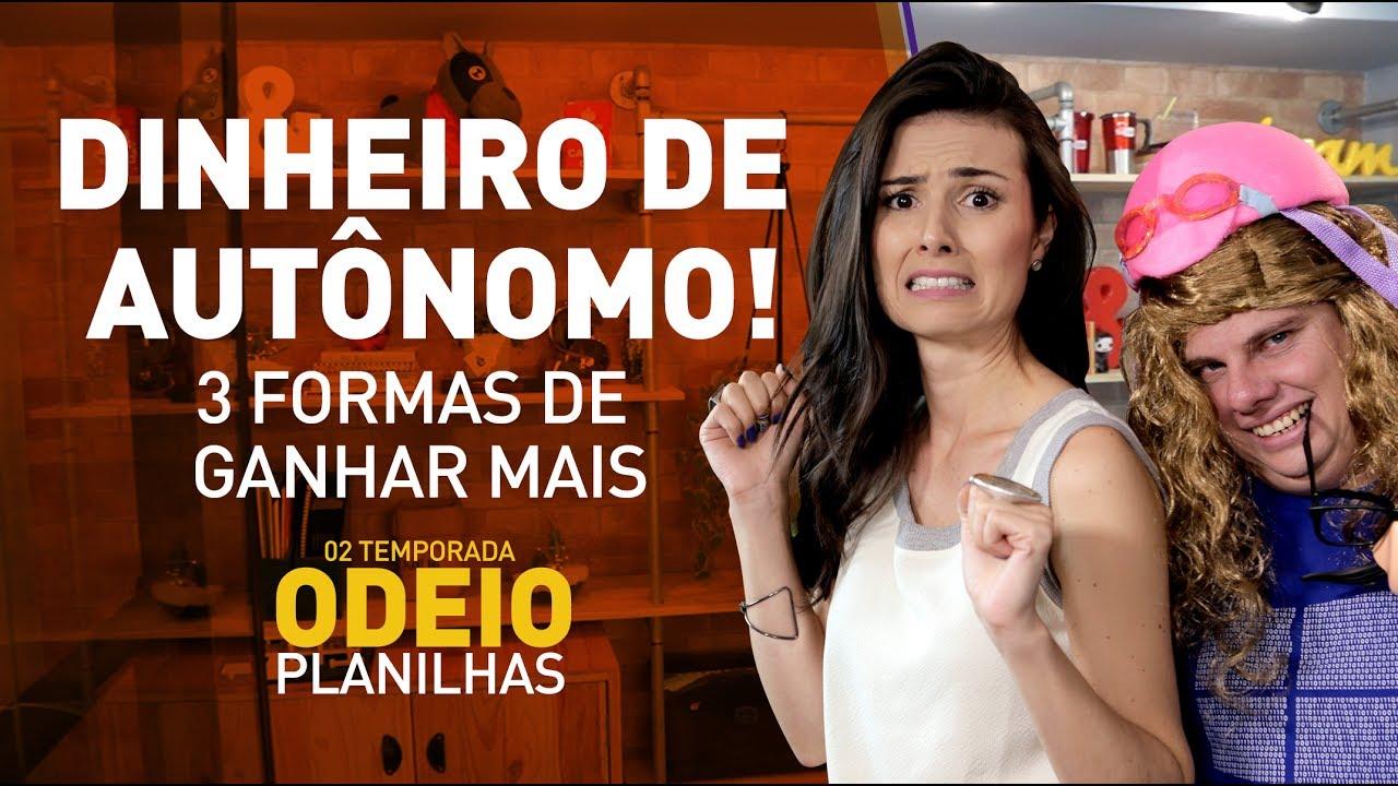 O RETORNO DE RANDE! 3 FERRAMENTAS PARA AUTÔNOMOS GANHAREM MAIS DINHEIRO (2ª temporada Office 365)