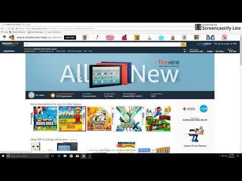 AmazonSmile Video