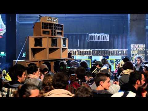 Dubkasm-Victory Aba Shanti-I last tune at Marseille Dub Station #24