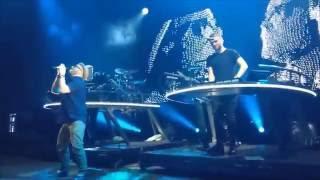 Moving Mountains @ Disclosure Live Luna Park / Argentina 9/23/16