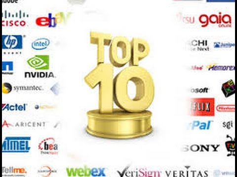 Top 10 Information Technology Companies in World - YouTube