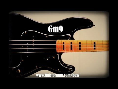 Funky Bass Backing Track - G Minor Jam
