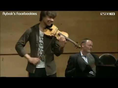 Alexander Rybak's exam concert at Barratt Due Music Institute. 07.06.2012