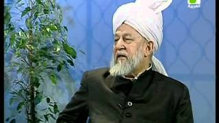 Liqa Ma'al Arab 13 May 1998 Question/Answer English/Arabic Islam Ahmadiyya