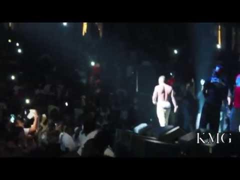 Lil Boosie TDCH Tour Birmingham, Al (BTS)