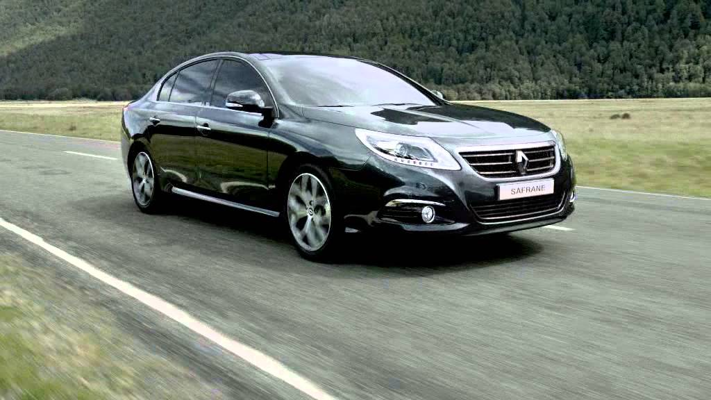 New Renault Safrane 2014 - Product Film - YouTube