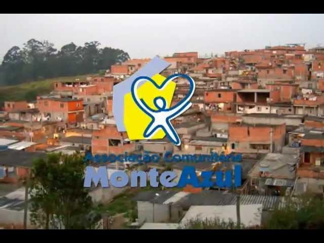 Associação Comunitária Monte Azul - Sozialarbeit in den Favelas von São Paulo / Brasilien