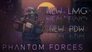 [New Content!] Phantom Forces - (Roblox) [ New HK21 LMG and FAL PARA SHORTY PDW + Blizzard Map ]