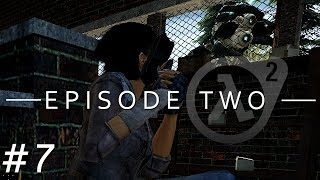 "Half-Life 2: Episode Two #7 - ""Hunters..."""