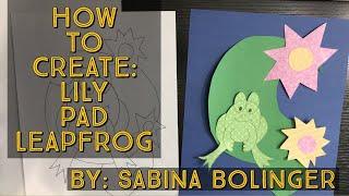Artsonia After School Art Club - Sabina Bolinger - Lily Pad …