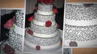 Full Colour Wedding Cakes