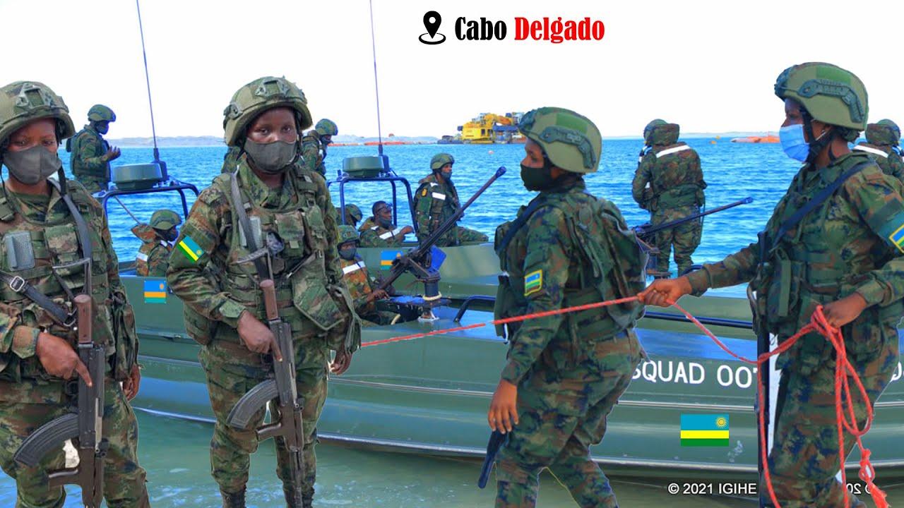 INGABO Z'URWANDA RDF ZIRWANIRA MUMAZI ZAGABWEHO IGITERO KIKOMEY Cabo  Delgado NIBYIHEBE ZITANGA ISOMO - YouTube