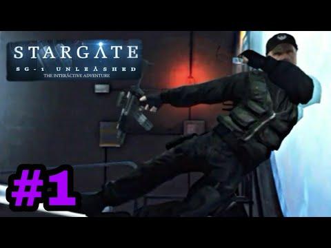 StarGate SG-1 Unleashed Episode 1