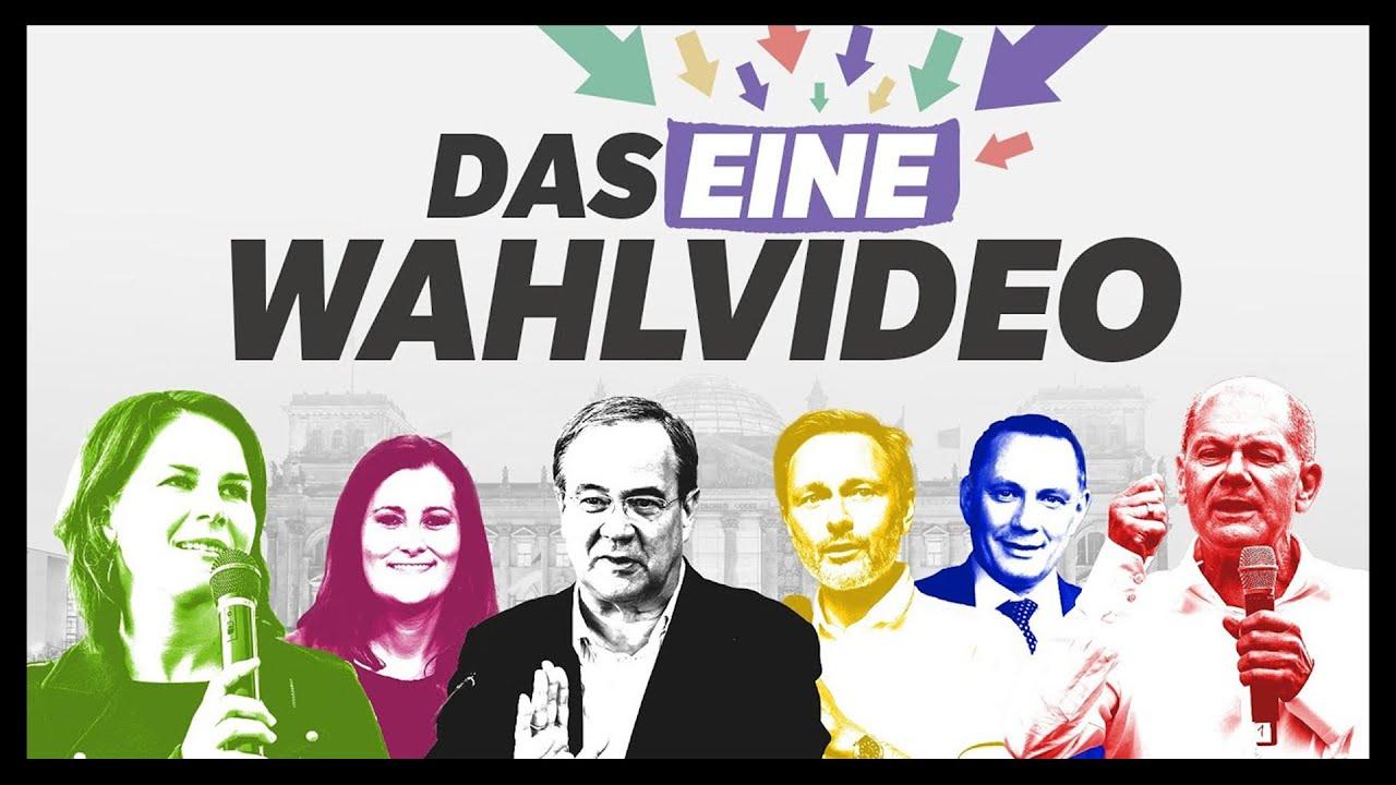 Bundestagswahl: Alles, was du wissen musst | EINFACH ERKLÄRT