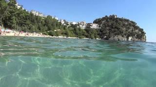 valtos beach, parga