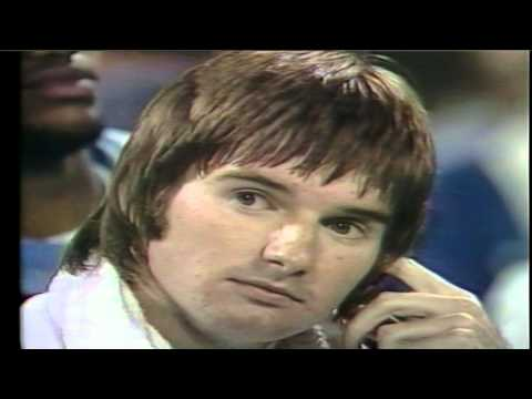 Jimmy Connors Wins The 1976 U.S. Open