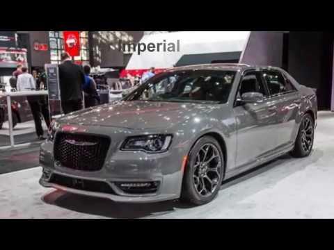 2019 Chrysler Imperial >> 2019 Chrysler Imperial - YouTube