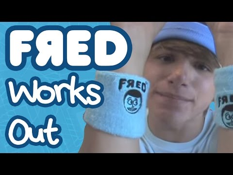 Fred Works Out