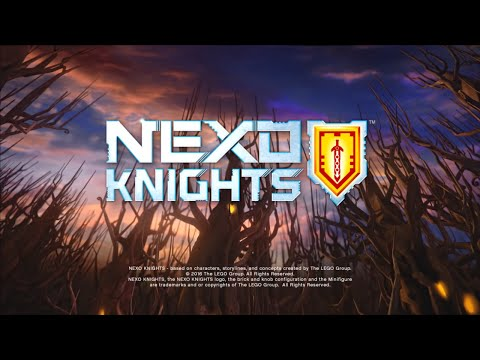 LEGO NEXO KNIGHTS MERLOK 2.0 (by LEGO Systems Inc) - iOS / Android - HD Gameplay Trailer
