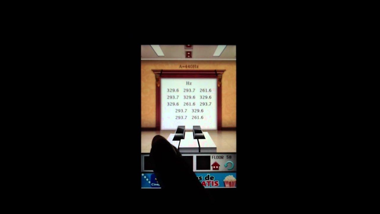 Nivel 58 100 Floors Youtube