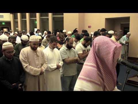 Taraweeh Ahmad Ameen Quran Recitation at NOOR Islamic Cultural Center