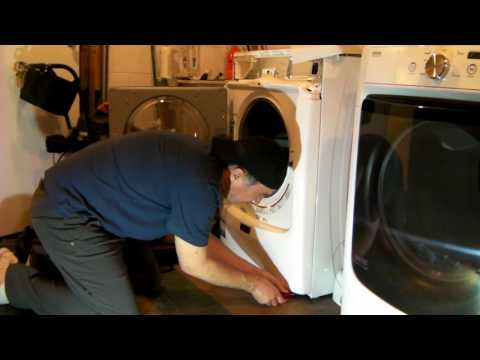 Maytag Whirlpool Washer Repair Drain Pump Error N