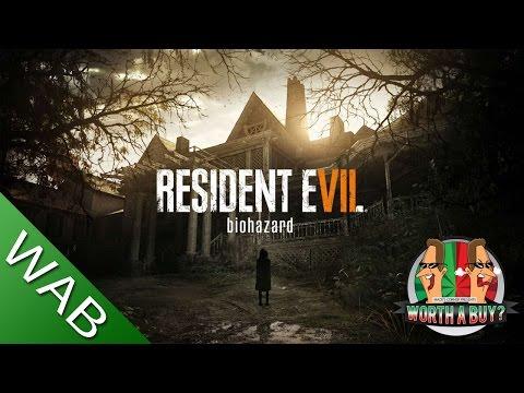 Resident Evil 7 Biohazard - Worthabuy?
