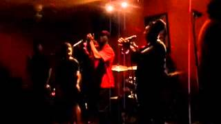 Timeless Vision Band - Tuckers with Steel Band 7/13/2014