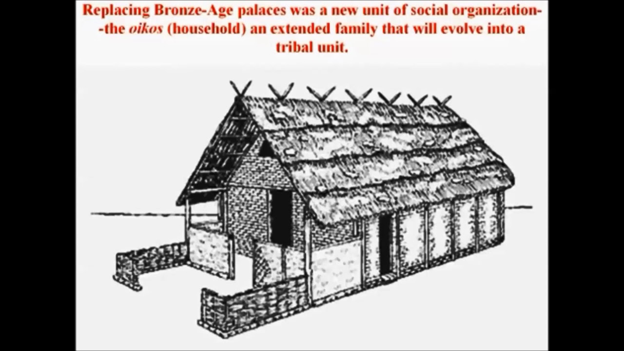 Greek Civilization Lecture 03: The Dark Age to Homer