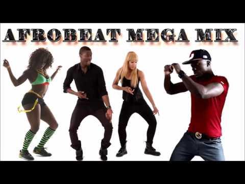 AfroBeat Party Mixtape {Iyana,Timaya,WizKid,Fuse ODG,Flavour,Yemi Alade, May D,Akon,J Martin ++